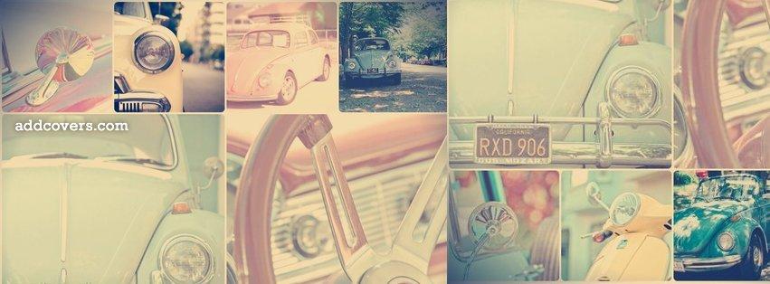Old Car Collage {Collages Facebook Timeline Cover Picture, Collages Facebook Timeline image free, Collages Facebook Timeline Banner}