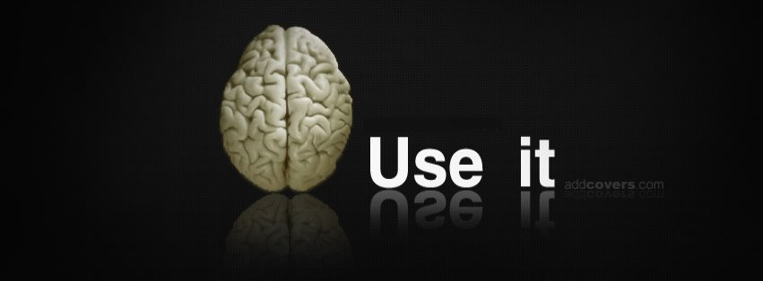 Brain Use It Facebook Covers
