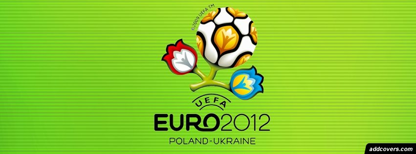 Euro Cup 2012 Logo Facebook Covers