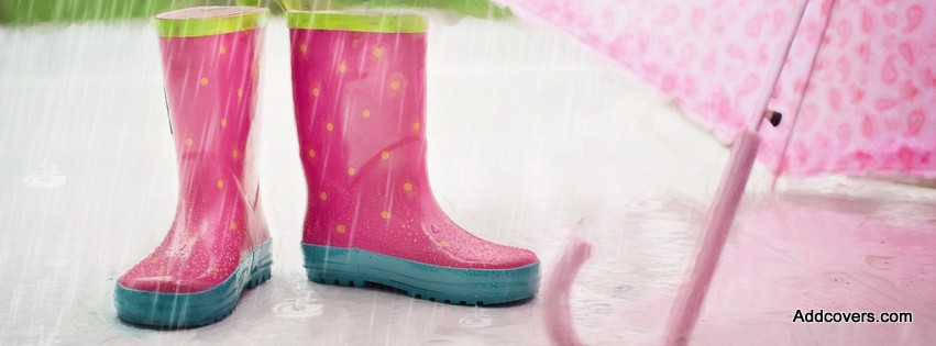 Rain Boots {Other Facebook Timeline Cover Picture, Other Facebook Timeline image free, Other Facebook Timeline Banner}