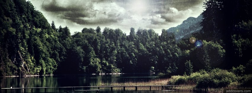 Lake woods Facebook Covers