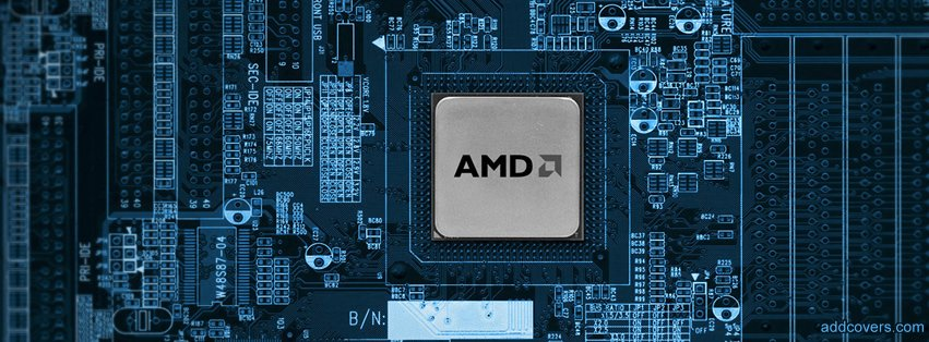 AMD Processor Facebook Covers