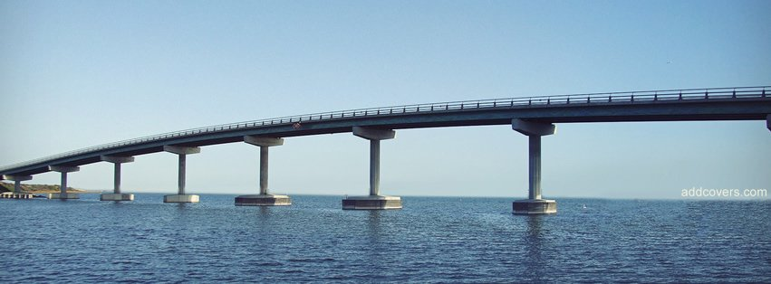 Peaceful Bridge {Cities & Landmarks Facebook Timeline Cover Picture, Cities & Landmarks Facebook Timeline image free, Cities & Landmarks Facebook Timeline Banner}