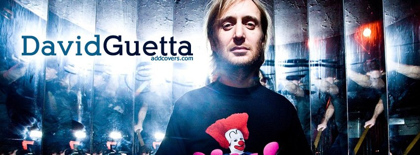 David Guetta Facebook Covers