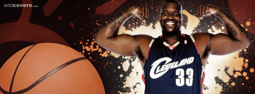 Shaquille O'Neal {Basketball Players Facebook Timeline Cover Picture, Basketball Players Facebook Timeline image free, Basketball Players Facebook Timeline Banner}