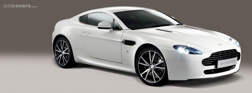 Aston Martin V8 Vantage {Cars Facebook Timeline Cover Picture, Cars Facebook Timeline image free, Cars Facebook Timeline Banner}
