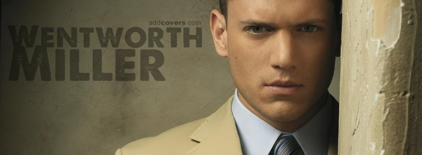 Wentworth Miller Facebook Covers