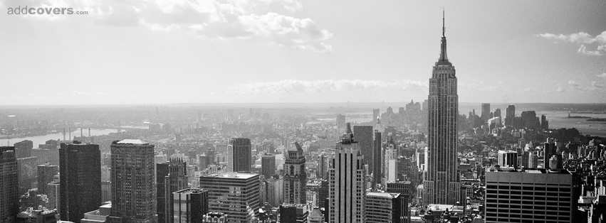 City Black and White {Scenic & Nature Facebook Timeline Cover Picture, Scenic & Nature Facebook Timeline image free, Scenic & Nature Facebook Timeline Banner}