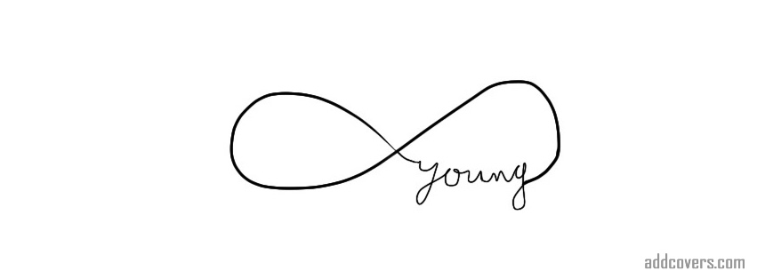 Forever young Facebook Covers