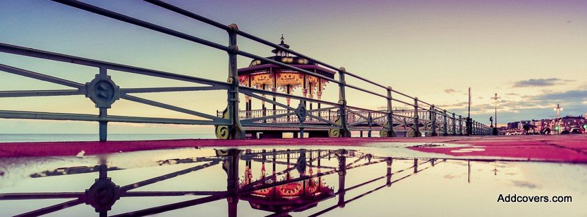 Beautiful Lake Reflection {Cities & Landmarks Facebook Timeline Cover Picture, Cities & Landmarks Facebook Timeline image free, Cities & Landmarks Facebook Timeline Banner}