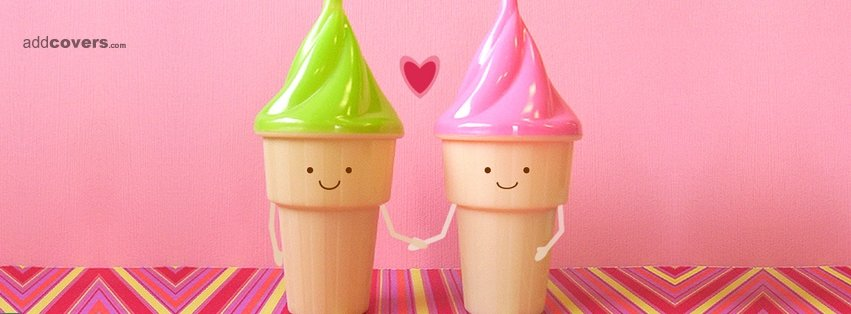 Cute Icecream {Cute Facebook Timeline Cover Picture, Cute Facebook Timeline image free, Cute Facebook Timeline Banner}