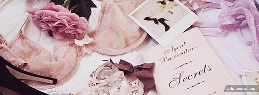 Girly Secrets Facebook Covers