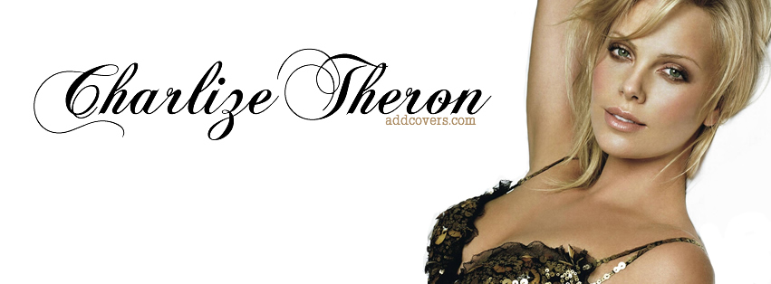 Charlize Theron Facebook Covers