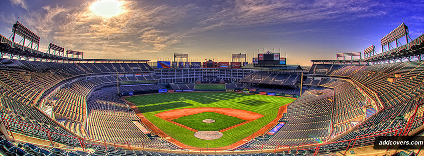 Arlington ballpark {Cities & Landmarks Facebook Timeline Cover Picture, Cities & Landmarks Facebook Timeline image free, Cities & Landmarks Facebook Timeline Banner}