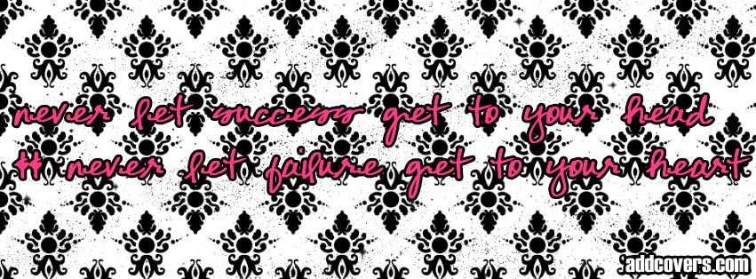 Success Facebook Covers