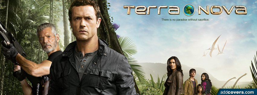 Terra Nova Facebook Covers