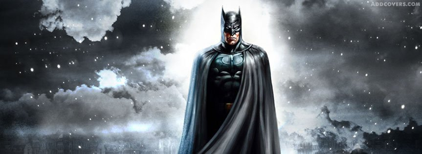 Batman {Cartoons Facebook Timeline Cover Picture, Cartoons Facebook Timeline image free, Cartoons Facebook Timeline Banner}