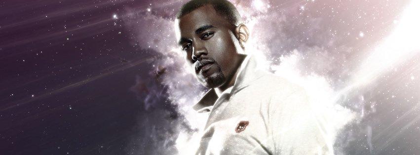 Kanye West {Male Singers Facebook Timeline Cover Picture, Male Singers Facebook Timeline image free, Male Singers Facebook Timeline Banner}