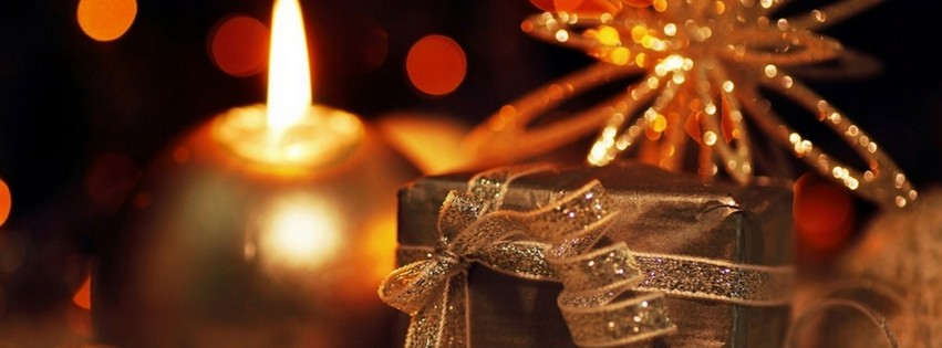 Holiday Spirit Facebook Covers for Timeline.