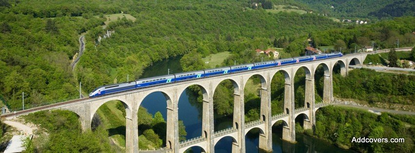 Cize–Bolozon viaduct {Cities & Landmarks Facebook Timeline Cover Picture, Cities & Landmarks Facebook Timeline image free, Cities & Landmarks Facebook Timeline Banner}
