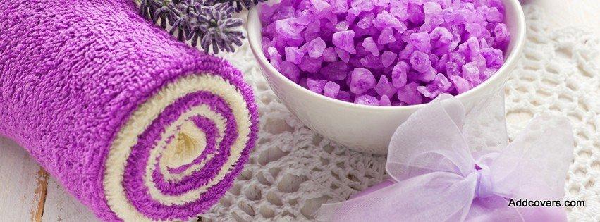 lavender spa decoration facebook covers for timeline.