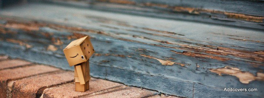 Danbo {Cute Facebook Timeline Cover Picture, Cute Facebook Timeline image free, Cute Facebook Timeline Banner}