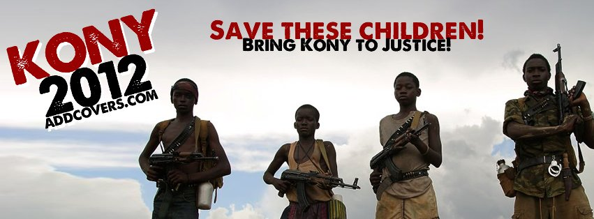 Stop Kony {Awareness Facebook Timeline Cover Picture, Awareness Facebook Timeline image free, Awareness Facebook Timeline Banner}