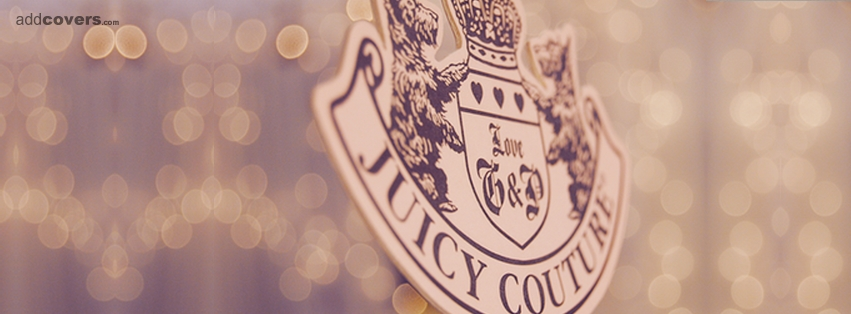 Juicy Couture {Logos & Brands Facebook Timeline Cover Picture, Logos & Brands Facebook Timeline image free, Logos & Brands Facebook Timeline Banner}