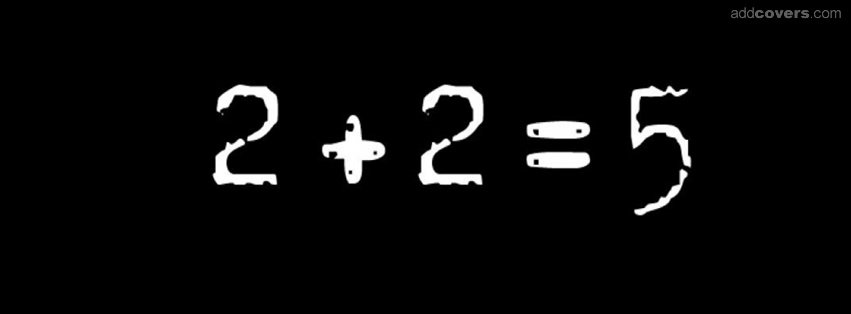 Bad Math {Other Facebook Timeline Cover Picture, Other Facebook Timeline image free, Other Facebook Timeline Banner}