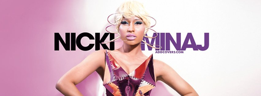 Nicki Minaj Facebook Covers