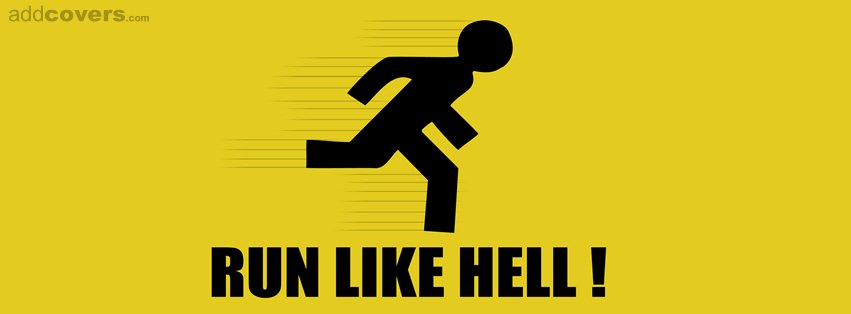 run like hell