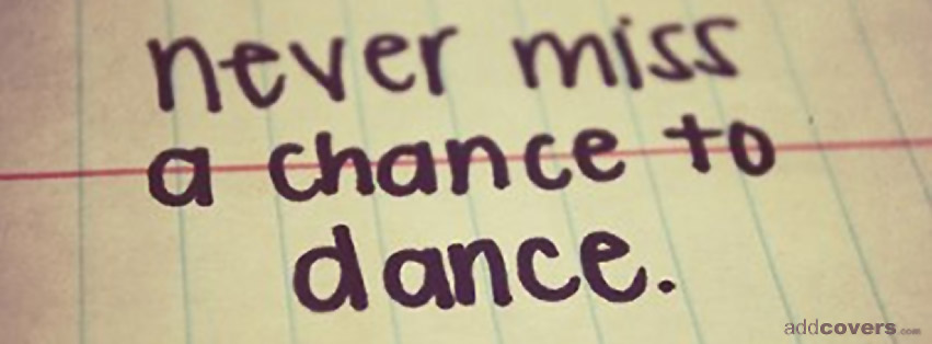 Always Dance Facebook Covers