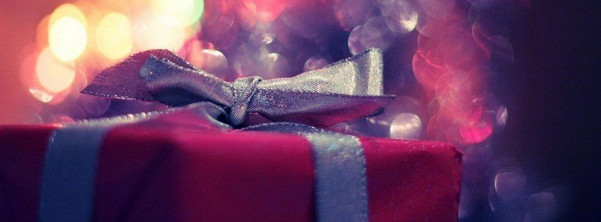 Christmas gift facebook covers for timeline christmas gift facebook cover negle Choice Image