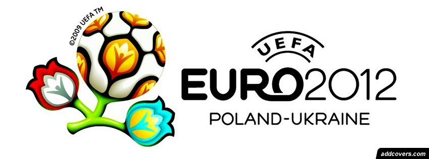 Euro Cup 2012 Logo {Soccer Facebook Timeline Cover Picture, Soccer Facebook Timeline image free, Soccer Facebook Timeline Banner}