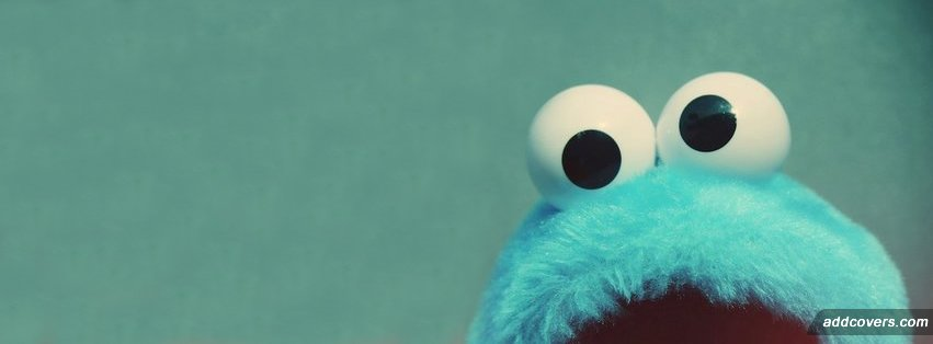 Cookie Monster Facebook Covers