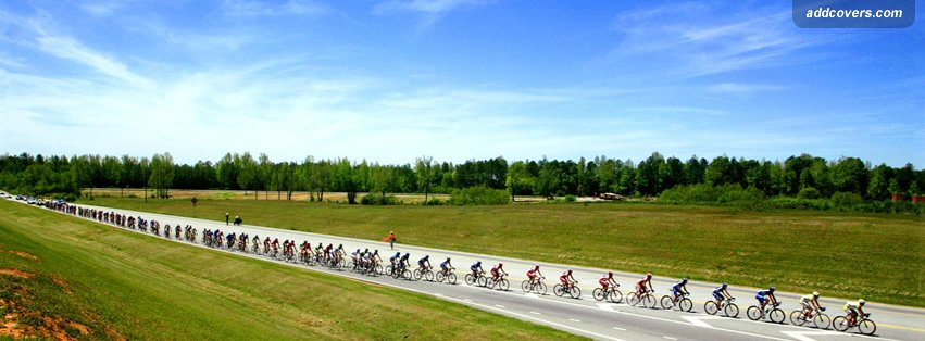Cycling Facebook Covers