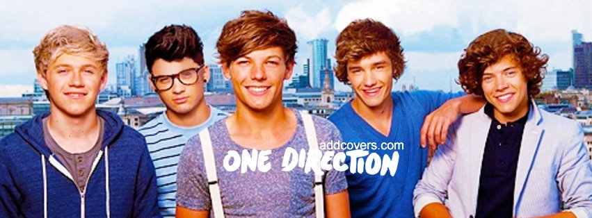 One Direction {Bands Facebook Timeline Cover Picture, Bands Facebook Timeline image free, Bands Facebook Timeline Banner}