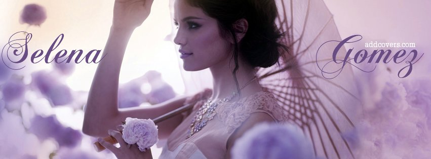 Selena Gomez Facebook Covers