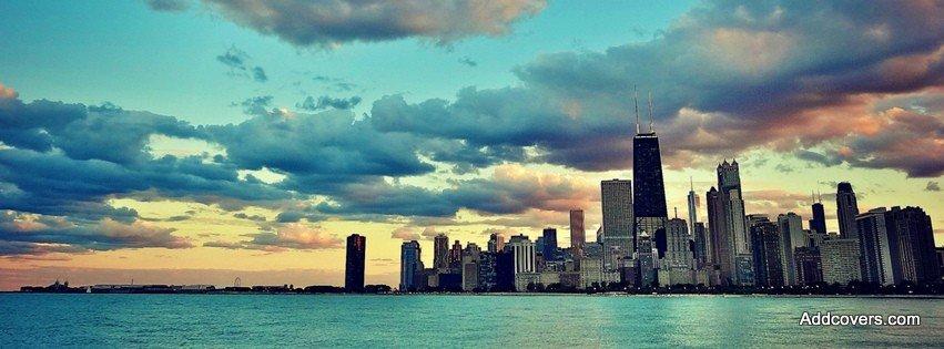 Chicago, Illinois {Cities & Landmarks Facebook Timeline Cover Picture, Cities & Landmarks Facebook Timeline image free, Cities & Landmarks Facebook Timeline Banner}
