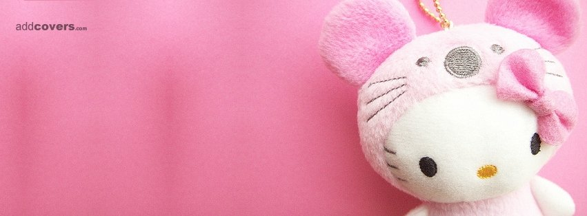 Hello Kitty {Cute Facebook Timeline Cover Picture, Cute Facebook Timeline image free, Cute Facebook Timeline Banner}