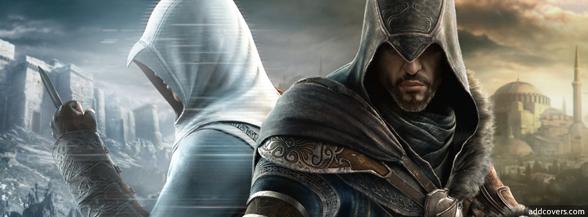 Assassin's Creed Revelations Facebook Covers