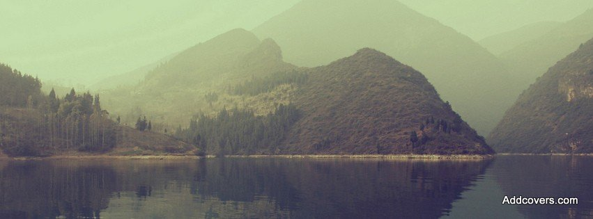 Fog in the Mountains {Scenic & Nature Facebook Timeline Cover Picture, Scenic & Nature Facebook Timeline image free, Scenic & Nature Facebook Timeline Banner}
