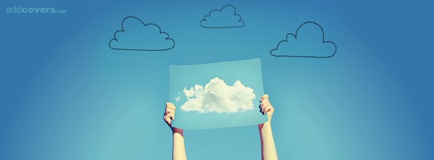 Cloud {Cute Facebook Timeline Cover Picture, Cute Facebook Timeline image free, Cute Facebook Timeline Banner}