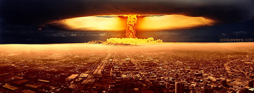 Nuclear Explosion {Other Facebook Timeline Cover Picture, Other Facebook Timeline image free, Other Facebook Timeline Banner}