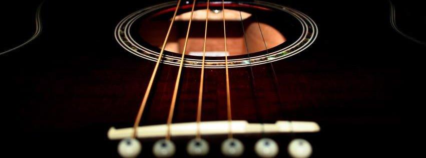 Guitar Strings {Music Instruments Facebook Timeline Cover Picture, Music Instruments Facebook Timeline image free, Music Instruments Facebook Timeline Banner}