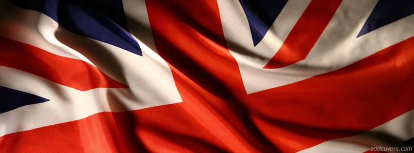 British Flag Facebook Covers