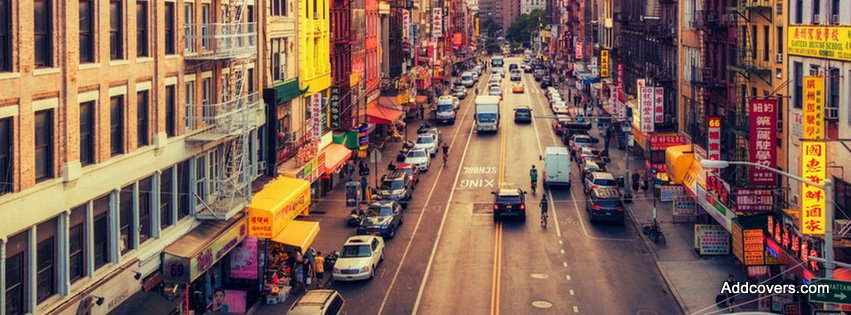 Chinatown, NYC {Cities & Landmarks Facebook Timeline Cover Picture, Cities & Landmarks Facebook Timeline image free, Cities & Landmarks Facebook Timeline Banner}