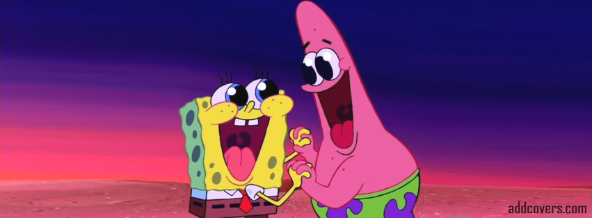 Best Friends Spongebob Patrick Facebook Covers