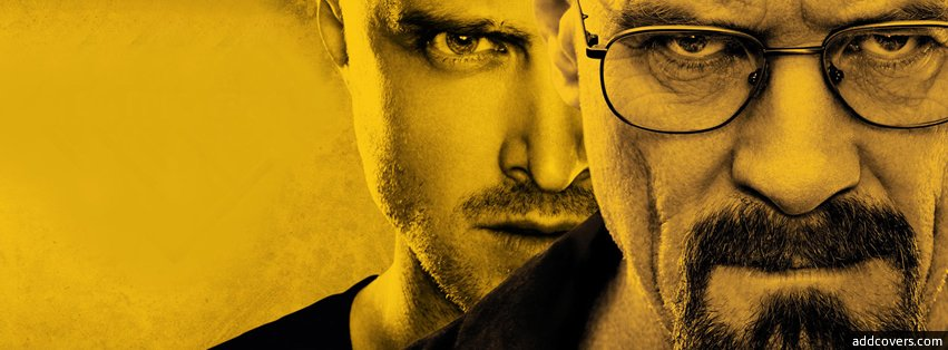 Breaking Bad TV Show Facebook Covers