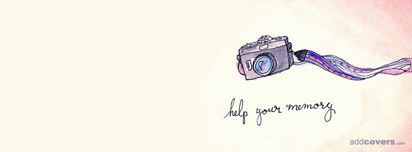 Help your memory {Photography Facebook Timeline Cover Picture, Photography Facebook Timeline image free, Photography Facebook Timeline Banner}